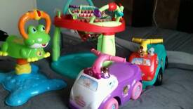 Baby Toy Bundle.All 4 for £30.(GRAB A BARGAIN).