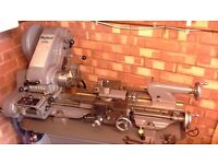 WANTED - Myford Series 7 lathe and accessories