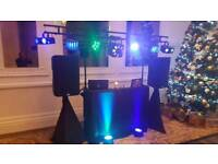 MOBILE DJ Urgent bookings available professional service
