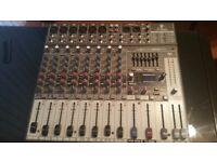 Mixer Dj mixer Behringer xenyx 1222fx mixer