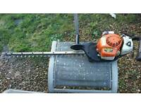 Stihl 86r hedge trimmer 30inch blade excellent working order not lawnmower