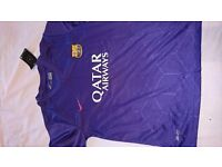 FC Barcelona 2016-17 away football kit kids- Messi