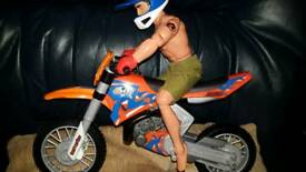 Action Man Extreme Bike and Figure
