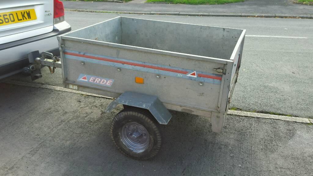 erde trailer