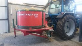 Taarup 814 STraw Chopper For Sale