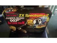Boxed Spectrum ZX James Bond Edition