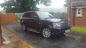 Range Rover Sport Top Spec FLRSH **91k**