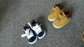 Baby clothes shoes all different prices