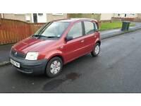 Fiat panda 1.1 petrol 55 plate