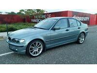 BMW 2002 316i se 1.8 automatic long mot HPI clean good condition
