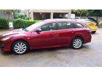 Mazda 6 2012 estate