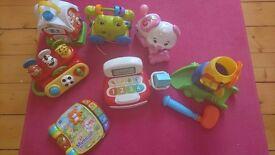 Toy bundle 1-3 years