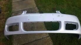 Mk4 golf front bumper