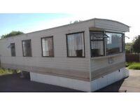 Cosalt 2001 28x12ft 2 bedrooms