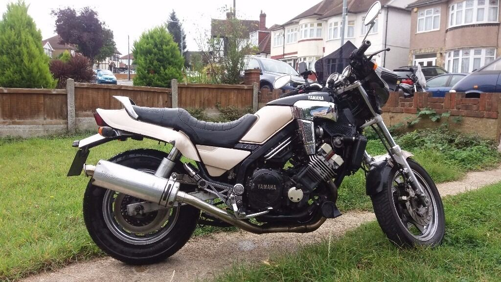 yamaha fzx 750 fazer 1995 in redbridge london gumtree. Black Bedroom Furniture Sets. Home Design Ideas