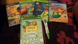 Leapfrog leapreader and books