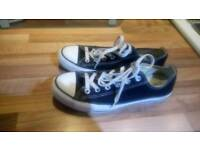 Converse all stars low trainers