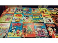 Dandy and Beano Books 50P EACH