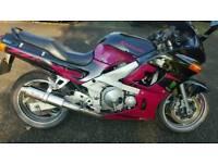 Kawasaki zzr600 zx 600