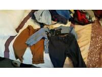 Large clothes bundle aged 9-12 months