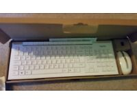 Almost new Rapoos wireless keyboard