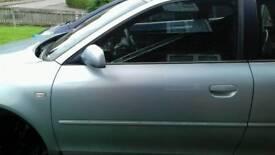 Audi A3 passenger door