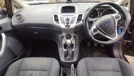 Ford Fiesta Titanium 1.4 Diesel Black