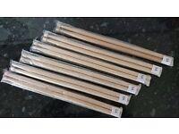 Drum sticks. 40+ pairs. Unused
