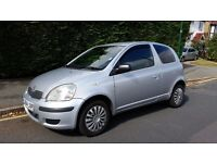 TOYOTA YARIS, LOW MILEAGE,IDEAL FOR 1 ST CAR
