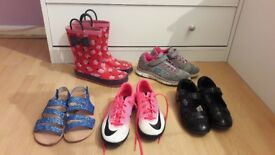 Girls Shoes UK13