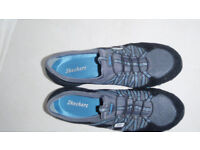 Skechers trainers shoes womens ladies size 7 AS NEW