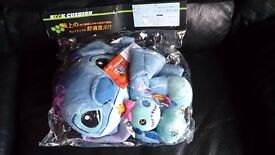 Brand new Lilo & Stitch Car Neck Rest Cushion