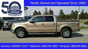 2011 Ford F-150 Lariat 4X4 | One Owner | Tow Pkg Kitchener / Waterloo Kitchener Area image 1