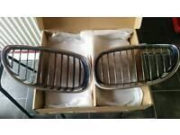 Bmw grill.5 series e60 pre lci