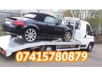 VEHICLE RECOVERY TRANSPORT DELIVERY SERVICE.LEEDS 07415780879