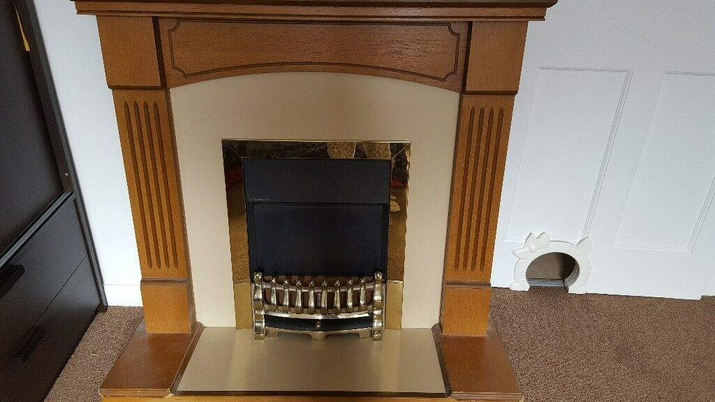 Used Electric Fireplace In Old Town Edinburgh Gumtree