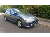 Automatic Peugeot 307 1.6 with full service history long MOT in excellent condition