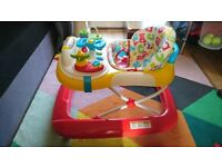 Baby Walker MotherCare Go Round for sale