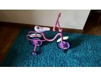 Job lot of kids bikes