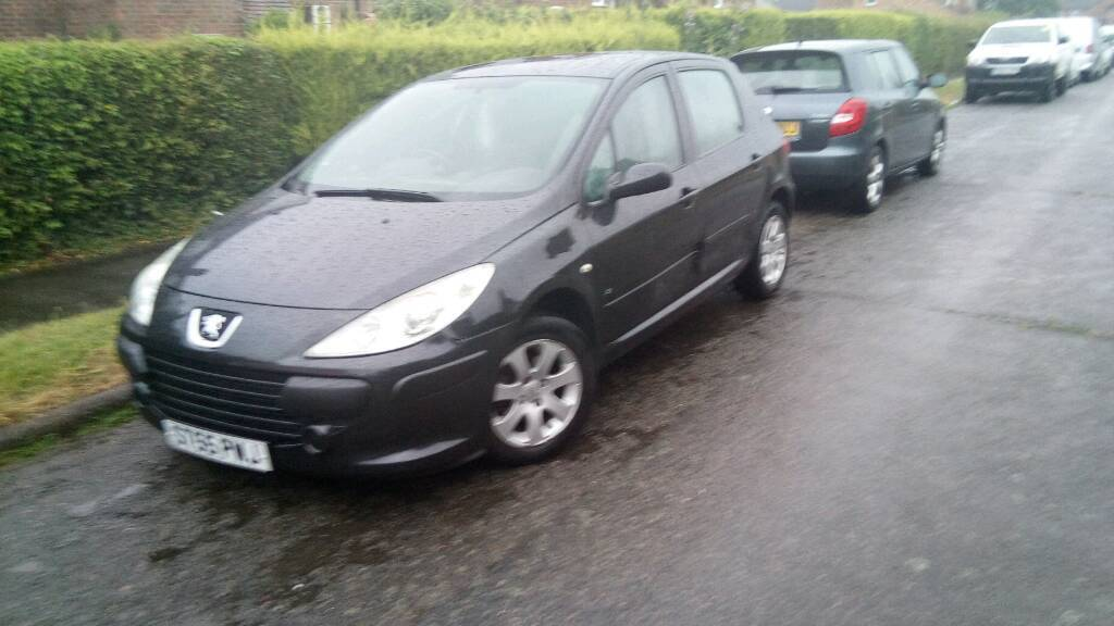 Peugeot 307 negotiable