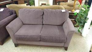 Purple Love Seat