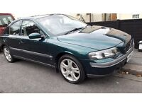 Volvo S60 2.4 Diesel Stunning car Low Mileage new cam belt long mot