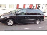 Chrysler Grand Voyager Limited - LPG gaz low mileage