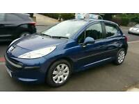 Peugeot 207 1.4 2007 very good condition