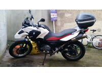 BMW G650 GS - ABS 652cc low milage