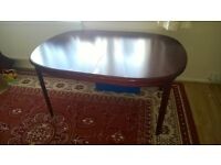 Dinning, Solid, Wooden Table for sale