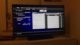 1x 44inch HD TV, 1x 32inch HD TV, 1x Freeview Plus HD Box