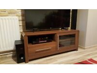Heart of House Elford Living Room Furniture set - TV unit, sideboard and bookcase