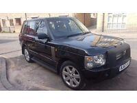2003 Range Rover Vogue, 4.4 Petrol, 140k Mileage, MOT till 16/03/18