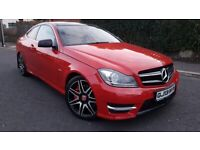 2013 Mercedes-Benz C-Class C250 CDI Bluefficiency AMG Sport Edition Premium Plus.